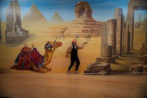 Ảnh chụp chủ đề Ai Cập Cổ Đại