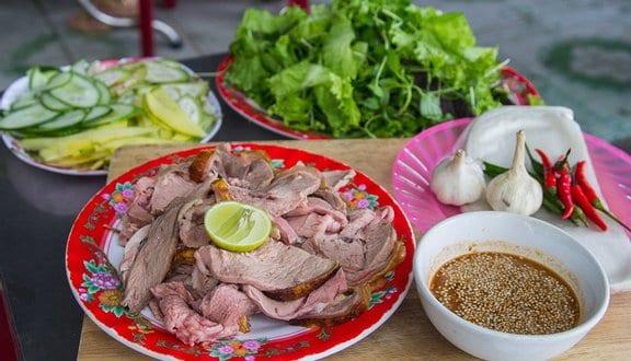 Quán Rô- Bê thui Đà Nẵng